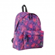 Bright and colorful backpack for teenagers with on...