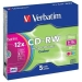 CD-RW Colour 8x - 12x<br />