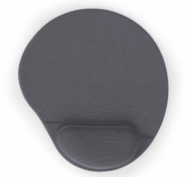 Comfortable gel mouse pad with wrist restExtra big...