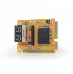 Designed for Mini-PCI, Mini PCI-E, LPC slots of no...