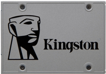 Kingston's UV500 family of solid-state drive...