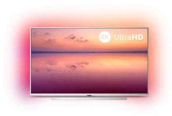 4K UHD LED Smart TV ar 3 plaku Ambilight108 cm (43...