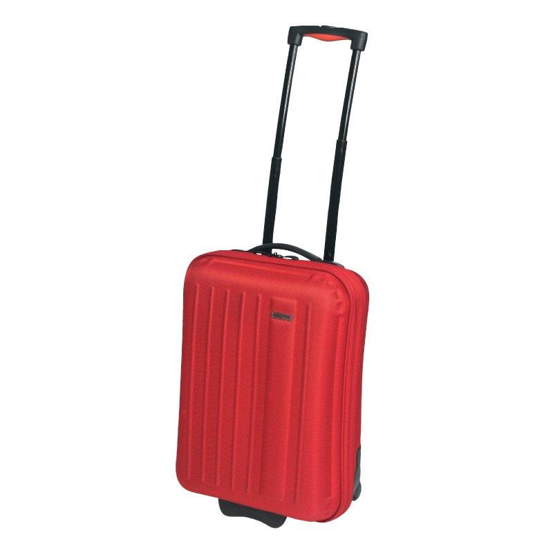 Hamelin Ceļojuma soma uz riteņiem Pierre Light 24\', sarkana - 200-03578  95.50